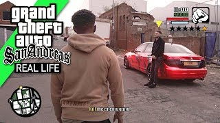 GTA San Andreas in REAL LIFE 4