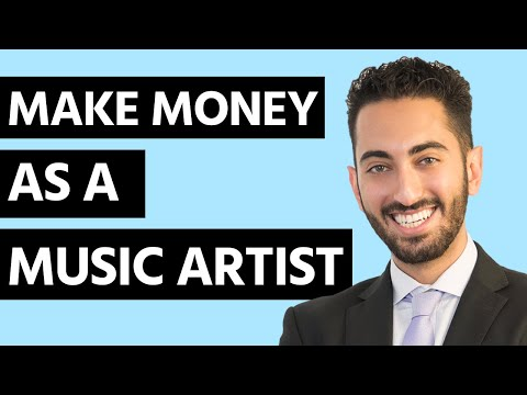 How to Make Money as a Music Artist