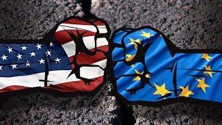 НАЧАЛО ЦИФРОВОЙ ГОНКИ МЕЖДУ США И ЕВРОПОЙ, КТО ПОБЕДИТ?
