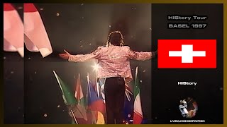 Michael Jackson Live In Basel 1997: HIStory - HIStory Tour
