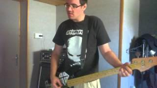 Pervert - Descendents (bass cover)