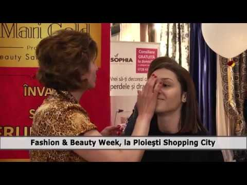 Fashion & Beauty Week, la Ploiești Shopping City