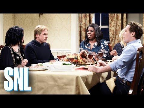 Friends-giving - SNL