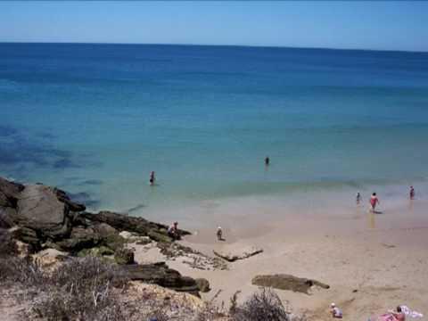 Praia da luz/Lagos/Sagres Algarve sunny portugal
