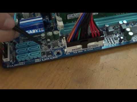 Экстренное восстановление BIOS на материнках Gigabyte