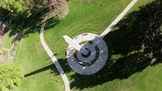 FPV Freestyle - Veteran's Memorial Park - Provo Utah - Diatone Roma F5 - SMO 4K - Shark Byte