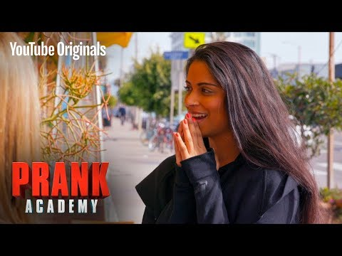 Butt-Kicking Behind the Scenes with Lilly Singh - Prank Academy