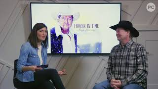 "Tracy Lawrence Talks ""Frozen In Time""   Exclusive Interview"