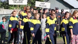 VIII Powiatowe zawody sportowo - pożarnicze w Rymanowie