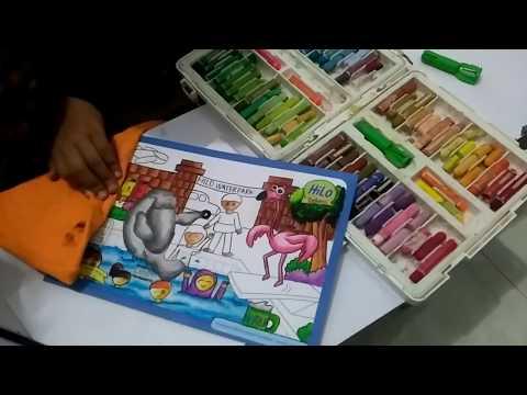 Hilo School Drawing Competition 2017 Hilo School Video