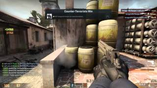 Ultra Rare Footage From CSGO  CounterStrike Global Offensive
