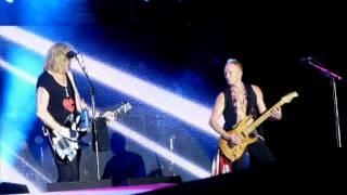 Def Leppard - Promises (live SRF 2015)