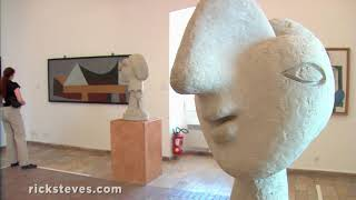 Thumbnail of the video 'Picasso in Antibes, France'