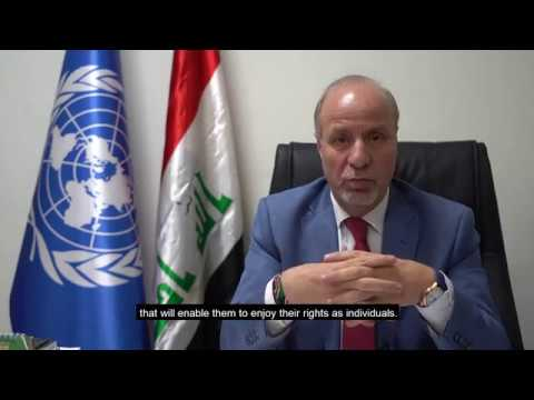 UNFPA in Iraq celebrates #ICPD25 and #WPD2019