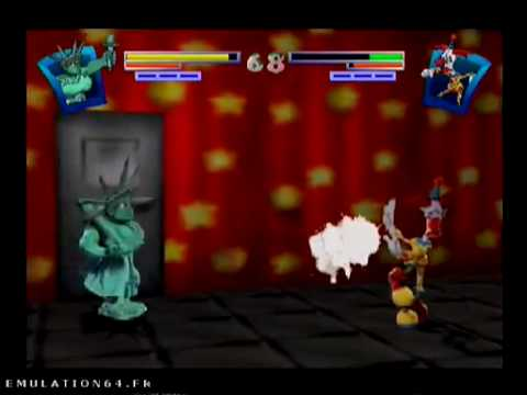 Clay Fighter : Sculptor's Cut Nintendo 64