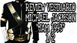 REVIEW VESTUARIO JAM 1993 MICHAEL JACKSON (1PARTE)