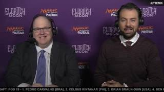 Pro Tour Eldritch Moon Day 1 Draft: Brian-Braun Duin