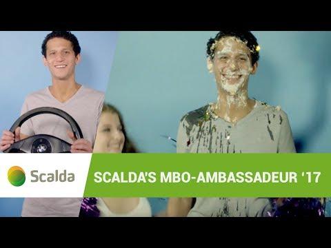 **Stem op Ezra** Scalda's Mbo-Ambassadeur 2017!