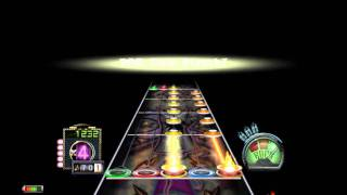 Guitar Hero Custom: Asking Alexandria - I Used To Have A Best Friend (But Then He Gave Me An STD)
