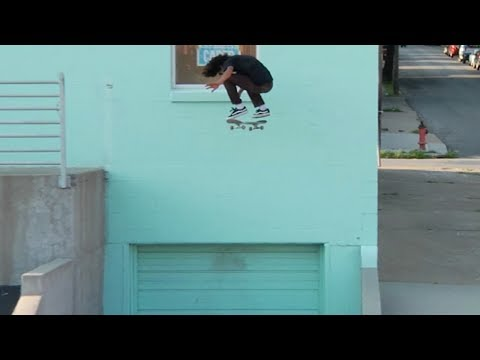Nathan Pacheco's Round Trip Part
