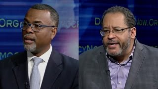 Michael Eric Dyson vs. Eddie Glaude on Race, Hillary Clinton and the Legacy of Obama's Presidency