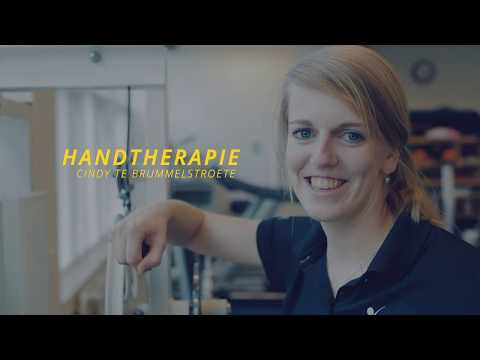 Carrousel video: Handtherapie bij De Rooy Fysiotherapie