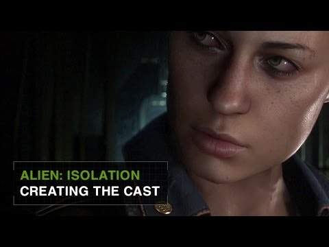Behind The Scenes Of Alien: Isolation's Drama