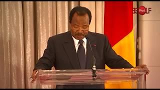 Visite d'Etat au Cameroun de François HOLLANDE