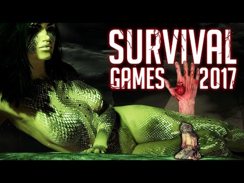 Top 10 NEW Survival Games Of 2017