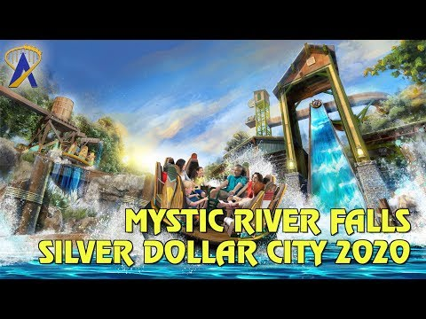 Mystic River Falls Backstory - Coming 2020 to Silver Dollar City