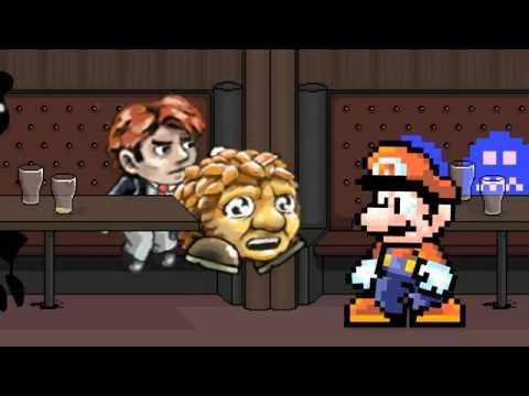 Mario je moc mainstreamový
