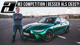 Der NEUE BMW M3 Competition (510PS, 650Nm) | Das BESTE Auto seiner Klasse | REVIEW