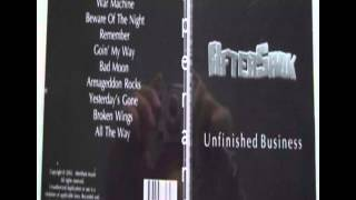 Aftershock: Beware of the Night (edit) from the Unfinished Business CD 2002