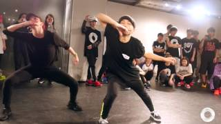 "Hige "" Who's Gonna (NOBODY)/Chris Brown ""@En Dance Studio SHIBUYA"