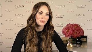 Behind the Scenes of Megan Fox's Avon Instinct Fragrance Photo Shoot! | Feb 2014