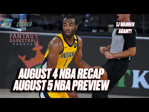 WHAT HAS GOTTEN INTO TJ WARREN? | WEDNESDAY DFS PREVIEW