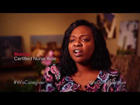 WisCaregiver - Start Your CNA Career - YouTube