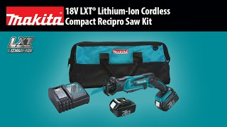 MAKITA 18V LXT® Compact Recipro Saw - Thumbnail