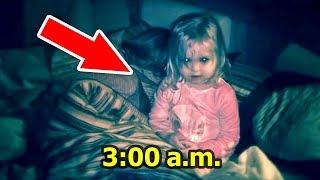 Эта девочка НИКОГДА не спит!
