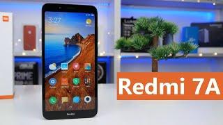 Смартфон Xiaomi Redmi 7A 2/32GB blue від компанії CyberTech - відео