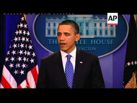 Obama hopeful of deal to avert shutdown as talks continue