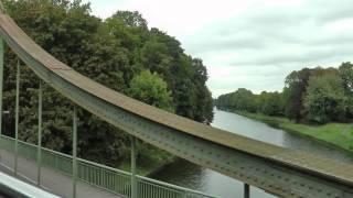 preview picture of video 'Stadtrundfahrt Hansestadt Lübeck, Doppeldeckerbus und Schiff 27.09.2012 (FullHD1080p)'
