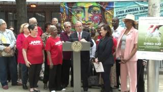 Comptroller Stringer and AARP NY to Expand Identity Theft Protection Events in 2015