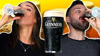 Irish People Try Guinness Cocktails