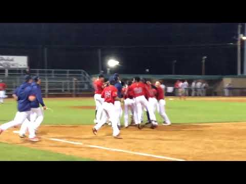 Video: Walk-off piece
