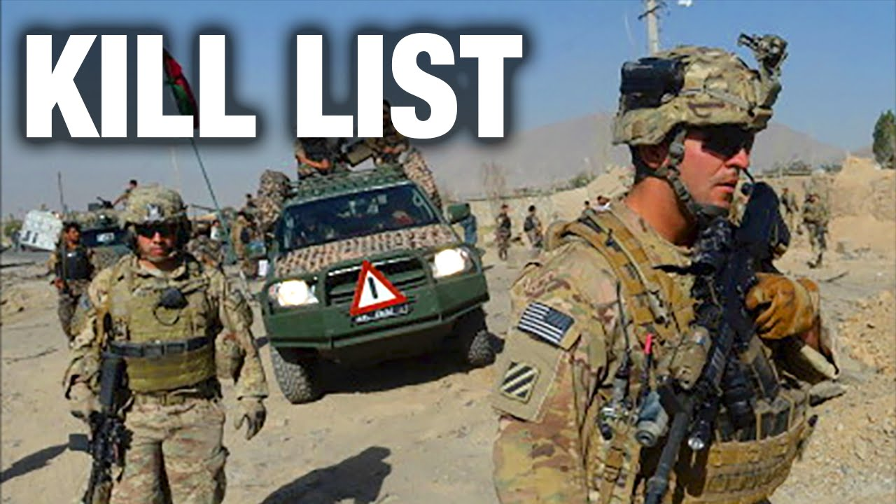 Leaked 'Kill List' Shows They Knew Kids Were Dying thumbnail