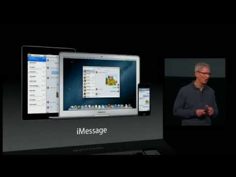 Apple Special Event 23 October 2012 - iPad mini, iMac Keynote Full - 5 New Product Launch