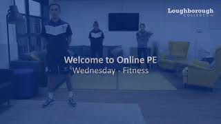 video: Join in with free online PE lessons: fitness techniques