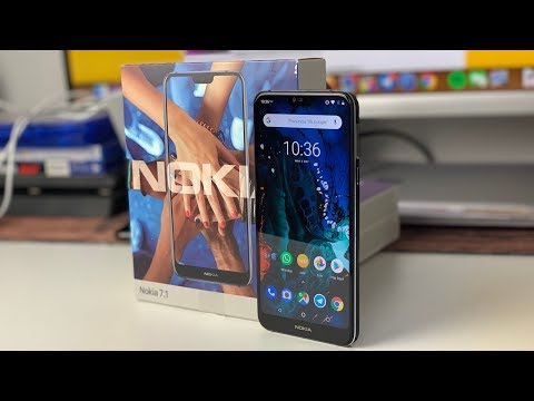 Recensione Nokia 7.1