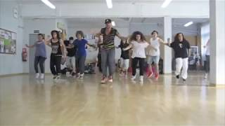Christina Aguilera and Nicki Minaj -Woohoo by Alex Bullón elTisha